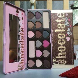 BNIB Too Faced Chocolate Bon Bon Eyeshadow Palette